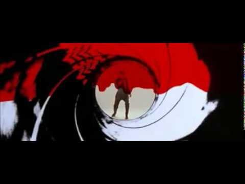 A View To A Kill Gunbarrel-He Dangerous soundtrack