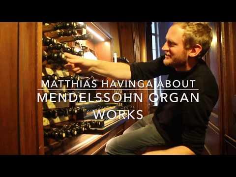 Mendelssohn Organ Works - Teaser