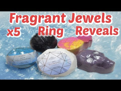 Fragrant Jewels Ring Reveals X 5 Youtube