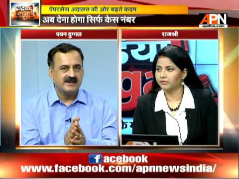APN India Legal: It will take time to adopt the new system of law : Cyber Expert Pawan Duggal