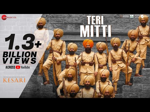 Download Lagu  Teri Mitti - Kesari | Akshay Kumar & Parineeti Chopra | Arko | B Praak | Manoj Muntashir Mp3 Free