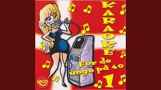 Karl Herman og jeg -Instrumental (Syng selv)