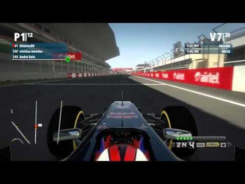 F1 2012 GP da Índia (Nova Delhi) 50%, Toro Rosso Performance 2012