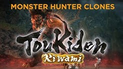 Monster Hunter Clones - Toukiden Kiwami Review