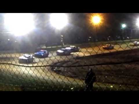 Shippensburg speedway 10-18-14 ministock feature