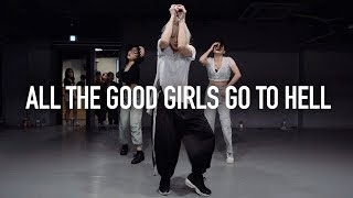 all the good girls go to hell - Billie Eilish / Jin Lee Choreography