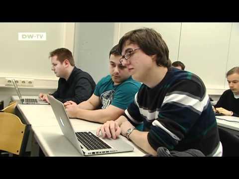 Unternehmen werben um Hacker | Made in Germany