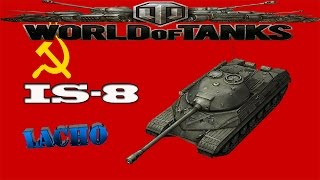 World of Tanks IS-8 Gameplay - 6 Kills 6,4K DMG