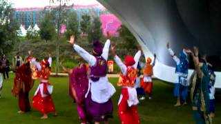 London 2012 Olympic Games - Indian dance