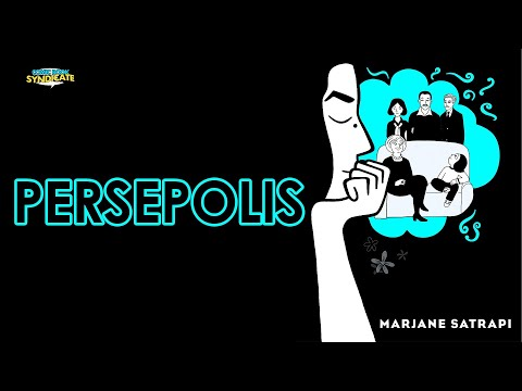 Persepolis Comic Review By The Syndicate Youtube