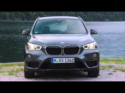 exterior design bmw x1 xdrive25i f48 youtube. Black Bedroom Furniture Sets. Home Design Ideas