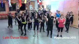 Video Fireball | Latin Dance Studio | Playa Latina 2015 download MP3, 3GP, MP4, WEBM, AVI, FLV Juli 2018