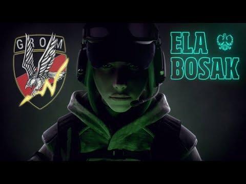 Rainbow six siege ela bosak gameplay 21 9 youtube - Rainbow six siege bosak ...