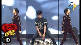 Kanha and Keshavi Performance | Dhee Jodi | 27th March 2019   | ETV Telugu