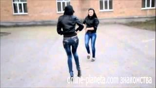 Лезгинка  Веселый танец девушек