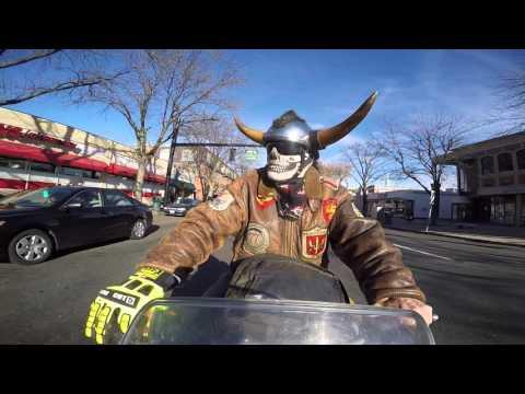 Slow ride through West Hartford CT