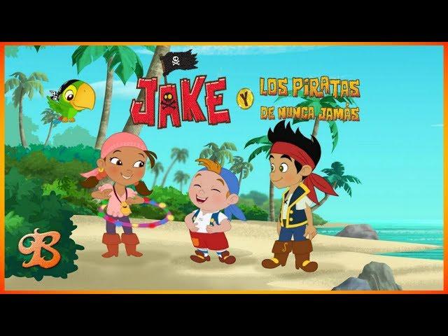 Jake y los piratas del pais nunca jamas | Juegos para niños