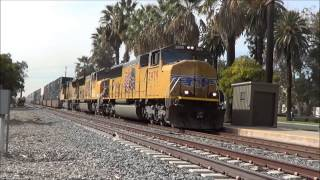 A tribute to Amtrak, Metrolink, Union Pacific and BNSF
