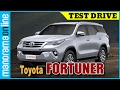 Toyota Fortuner | Test Drive | Car Reviews, Malayalam | Fasttrack | Manorama Online