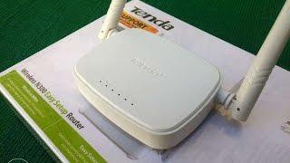 Tenda wifi router setup in hindi