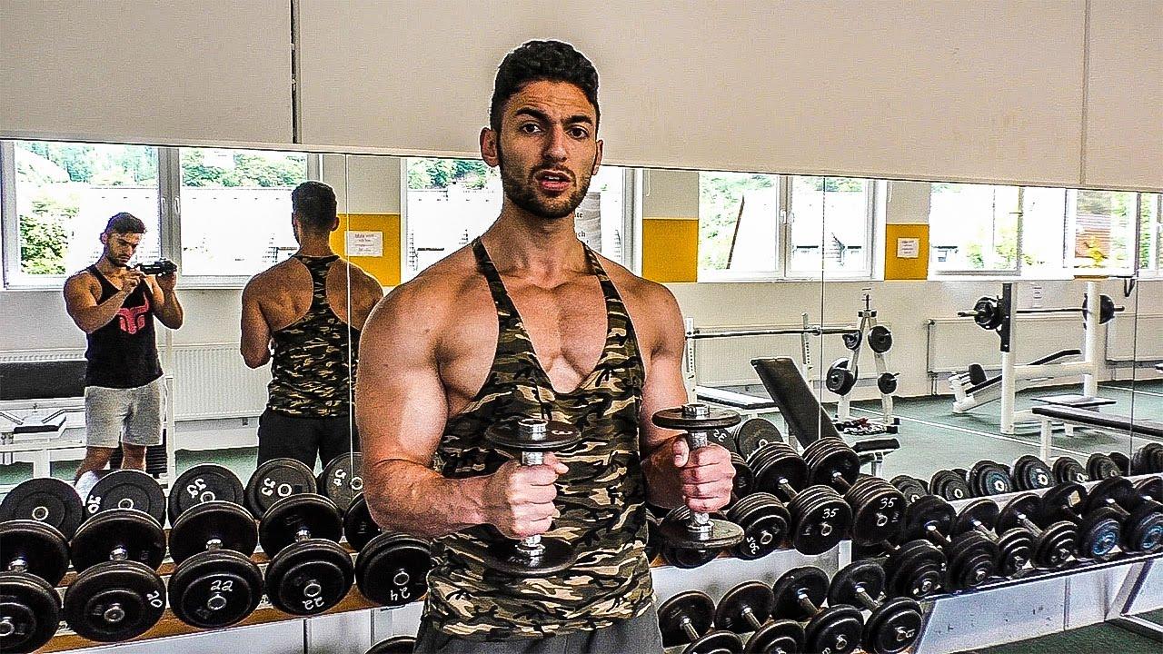 Rotator Isınma Hareketleri - Fitness / Bodybuilding / Spor/  Vücut Geliştirme - Shredded Brothers