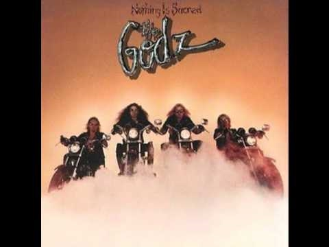 The godz rock n roll machine
