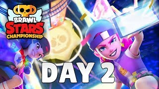 Brawl Stars Championship 2020 - March Finals - Day 2
