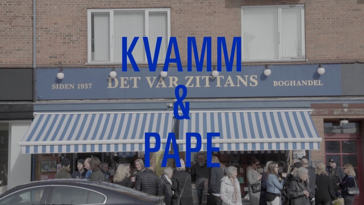 Kvamm Pape På Zittans Youtube