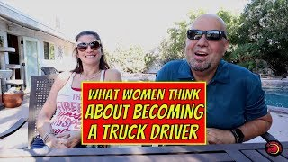 A Woman's Perception of Trucking and Expediting - How to Become an Expediter thumbnail