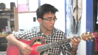 M2M - The Day You Went Away guitar by HuyGao