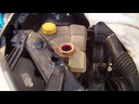вытекает жидкость гидроусилитея ford fusion
