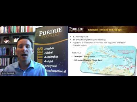 Professor Kevin Mumford on prosperity, sustainability