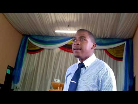 ACSA-KwaMashu Youth Sunday 20/10/2012