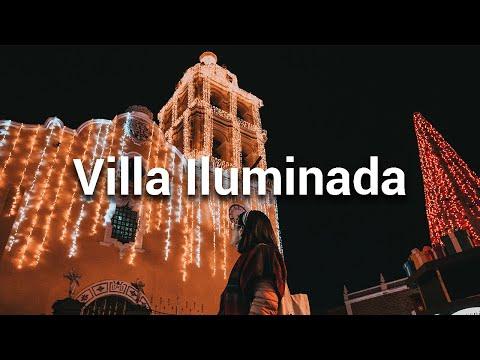 Villa Iluminada 2019 / Atlixco, Puebla - Diana y Aarón (DYA)