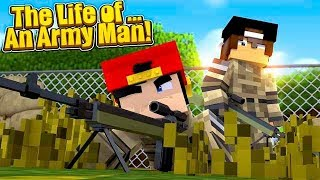 Minecraft Life of - ROPO & JACK LIVE THE LIFE OF US ARMY SNIPERS!!!