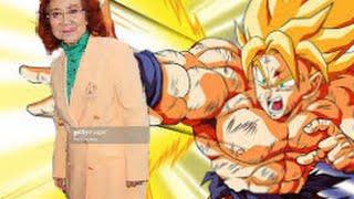 ¿Por qué La Voz De Goku En Japones Es De Mujer?