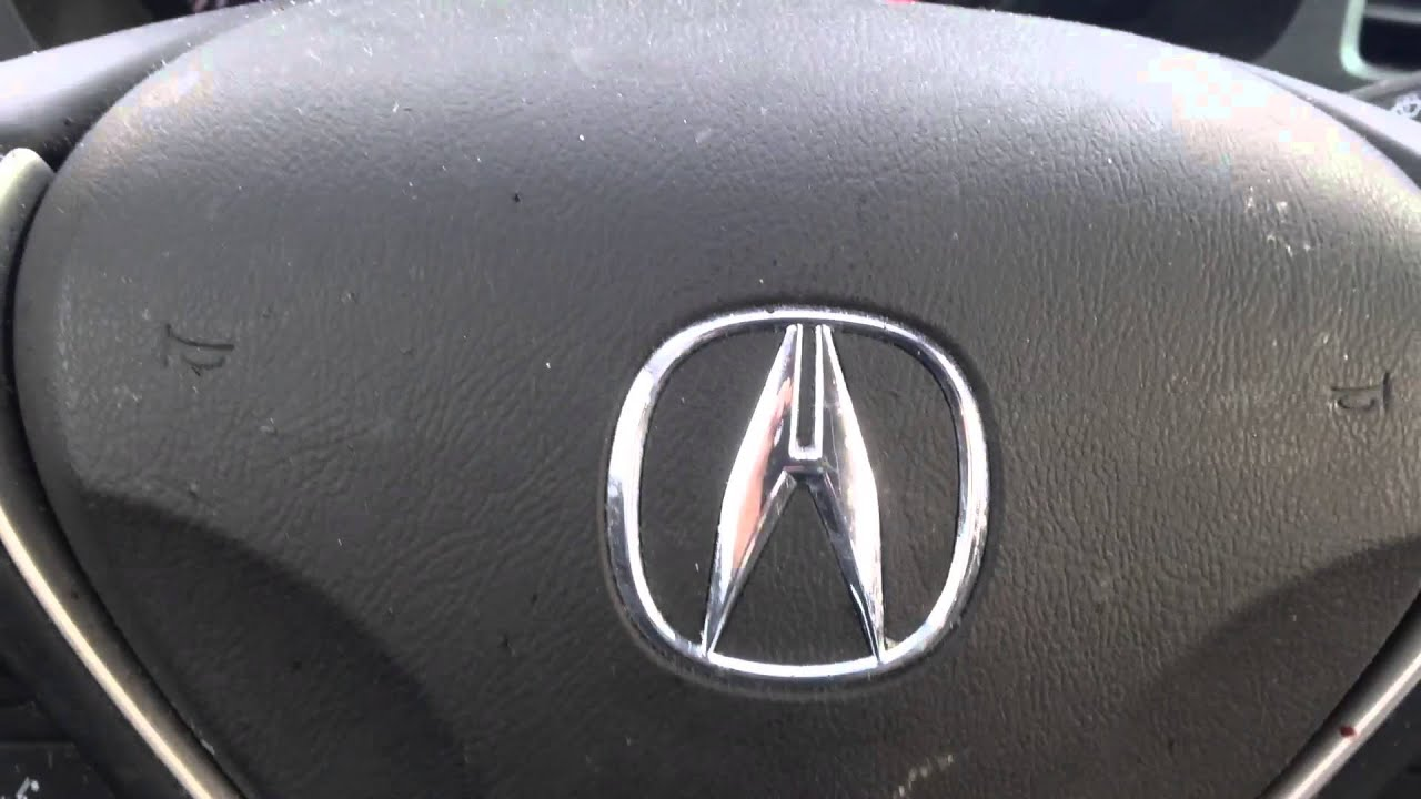 reset maintenance light on 2013 Acura ILX - YouTube