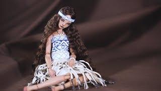 Сделано в Кузбассе HD: Создание авторской шарнирной куклы