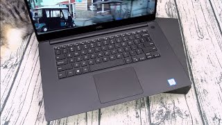 """Dell XPS 15 -  4K Touch Display Laptop """"Real Review"""""""