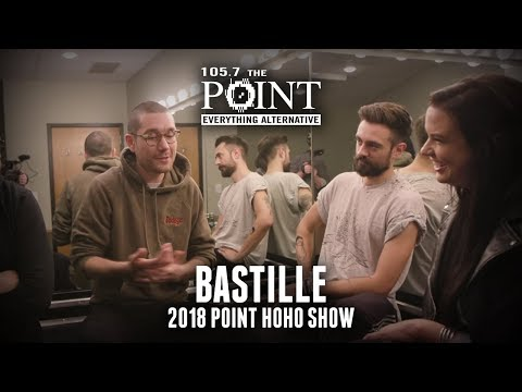 Bastille talk new mixtape, album, collab with marshmello