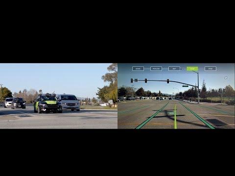 Beyond Highway Driving: NVIDIA DRIVE AP2X