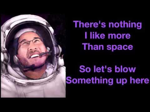 Space is Cool Lyrics HD