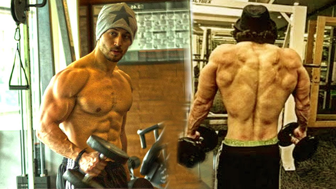 055b24d03c6032 Tiger Shroff s Gym Workout Video LEAKED - YouTube