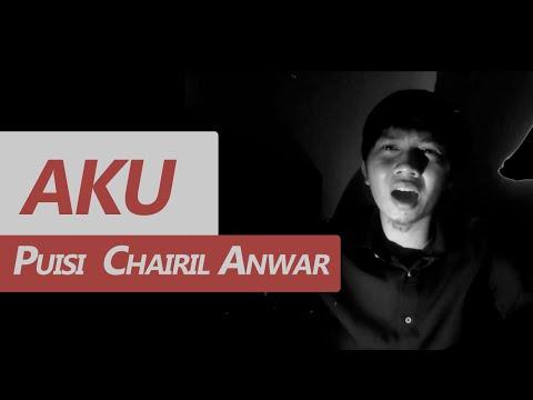 Puisi Chairil Anwar - Aku | HA Fanshuri