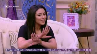 السفيرة عزيزة - نهى عابدين : تتحدث عن أخر أعمالها مسلسل