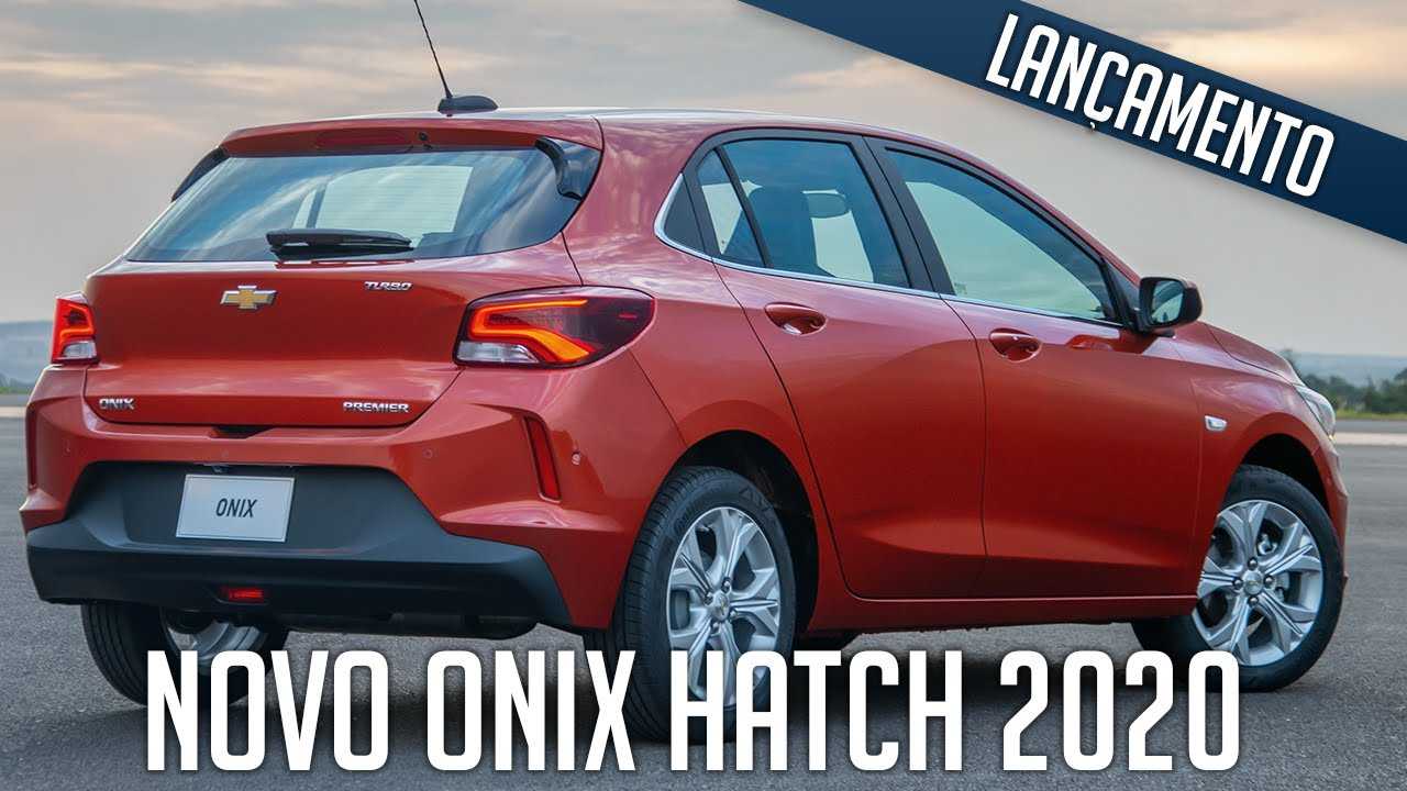 Novo Onix Hatch 2020 Todos Os Detalhes E Como E Dirigir Youtube