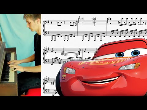 Cars 2 Main Theme Piano Cover with Sheet Music Download