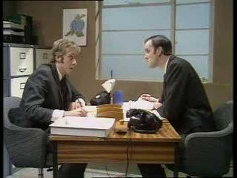 Falling Bodies - Monty Python