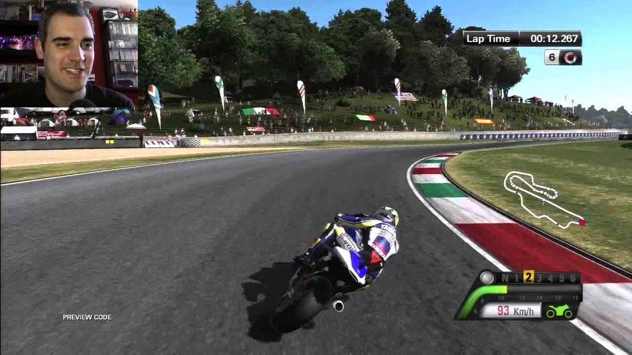 MotoGP 13 Pro Handling Practice PS3 Gameplay - YouTube