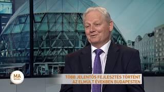 Több jelentős fejlesztés történt az elmúlt években Budapesten